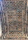 AN AWESOME ANTIQUE TURKISH DECORATIVE RUG