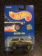 Hot Wheels~1993~Collector No. 258~New Paint Style~Blazer 4x4~See Notes