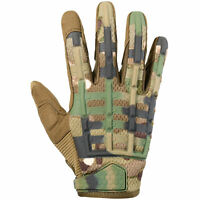 Competition Shooting Glv Mens Dexterity Tactical Gloves Hunting Sport Motorcycle