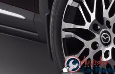 MAZDA CX3 Front Mudflap Kit Genuine 2015- accessories DB4P-V3-450