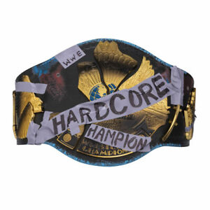 NEW HARDCORE CHAMPIONSHIP TITLE WWE HEAVY WEIGHT TAG TEAM WRESTLING REPLICA BELT