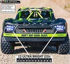 ARRMA Mojave 6S BLX LED Light Kit - Headlights & Tail lights - 18 LEDs - NEW