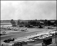 USAF RB-57A B-57 Canberra Engine Start F-84 1950's 8x10 Aircraft Photos