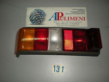 FANALE POSTERIORE (REAR LAMPS) SX FIAT 127 147 DIESEL 83> CORNICE GRIGIA FIAT