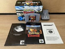 Pokemon Stadium N64 Game Boxed With Transfer Pack