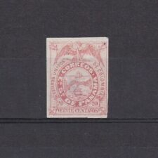PANAMA 1878, Sc #3, Coat of Arms, No Gum