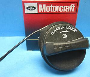 Gas Fuel Tank Cap FORD MOTORCRAFT FC1058 Replace OEM # 6L2Z9030F W. Strap