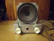Vintage, Electronic, Amp Kit, 3 Vacuum Tubes, Hand Built, Works