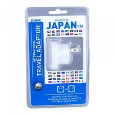 Travel Adaptor for USA, China, Japan..PW-T700 ##  Same Day Ship