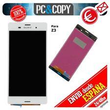 Pantalla LCD+TACTIL BLANCA Sony Xperia Z3 D6603 D6653 D6616 D6633 D6643 Z3V