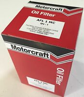 FORD Oil Filter AFL1 XC COBRA XD XE ESP XF Ghia 6 cylinder V8 Falcon Fairmont