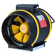 Can Fan Max Fan Pro-Series 6in  3 Speed 420 cfm Inline Fan exhaust 120v