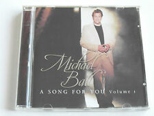Michael Ball - A Song for You / Volume 1 (CD Album ) Used very good