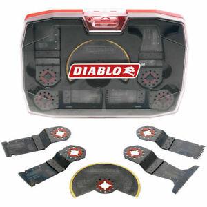 Diablo 5 Piece Ultimate 5 Saw Blade Set with Storage Case, 2608F01089