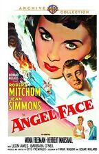ANGEL FACE - (1952 Robert Mitchum) Region Free DVD - Sealed