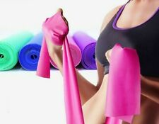 Rubber Band Resistance Elastic Training Stretch Exercise Fitness Sport Active