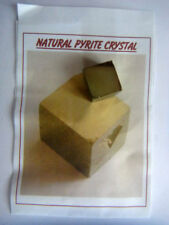 Pyrite Unpolished Minerals/Crystal Collectable Mineral Specimens