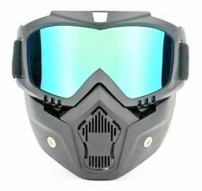 Full Face Outdoor Anti-Fog Paintball Game Protection Safety Mask