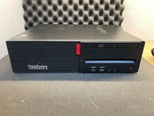 Lenovo Thinkcentre M725s, AMD Ryzen 5 Pro 2400g, 16gb Ram, 1920gb SSD, Win 10