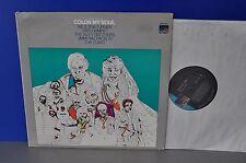 Various Artists V.A. Color My Soul Ike Tina Turner O'Jays Isley Brothers USA LP