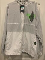 Mens Nike Air Jordan Jumpman Wings Classic Jacket BQ8476-100 Size XL White