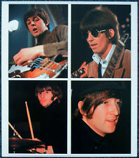 THE BEATLES POSTER PAGE . 1966 GROUP PORTRAITS  . V19