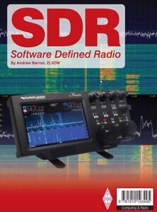 SDR - Software Defined Radio - Quality book for Ham / Amateur Radio users