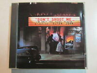 ELTON JOHN DON'T SHOOT EARLY JAPAN PRESS DISC U.S. CD SMOOTH EDGE CASE 37113 OOP