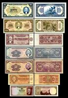Turquie -  2x   2.5 - 1000 Lira - Edition 1942 - 1947 - Reproduction - 08