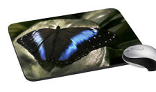 Butterfly Mouse Pad Soft Rubber Keyboard Large Computer Gaming Mouse Mat