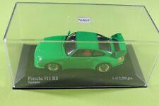 1/43 Minichamps Porsche 911 RS  Signalgrün