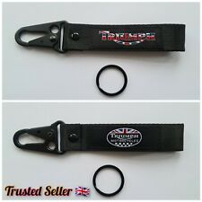 Triumph Keyring Keychain Strap Bonneville Speed Triple Daytona 955 1050 Street