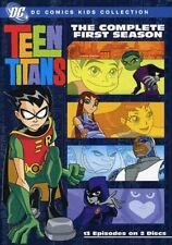 Teen Titans: The Complete First Season [New DVD] Dolby, Subtitled, Standard Sc