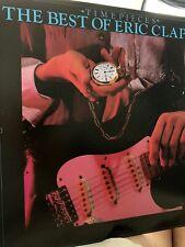"ERIC CLAPTON The Best Of Eric Clapton ""TIMEPIECES"" w/EX VINYL"