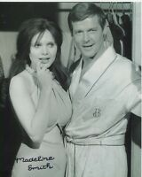 Madeline Smith Photo Signed In Person - James Bond - B951