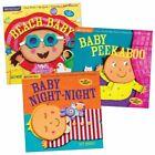 Indestructibles R Baby Book Set Set of 3