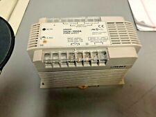 Omron S82K-10024 Power Supply, 100-240V AC, 24V DC 4.2A 100W DIN or Panel Mount