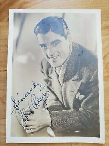 Phil Regan - Autographed B&W Photo
