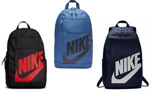Nike Sportswear Elemental 2.0 Backpack School Bag - NWT