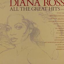 """Diana Ross-all the Greatest Hits 12"""" LP foc it 's My Turn BOSS Mahagony (j103)"""