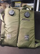 Military Hydrastorm, HYDRATION PACK System w/Bladder lot of 2. (12E)