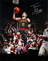 Trae Young Autographed Signed 8x10 Photo ( Hawks ) REPRINT