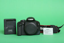 Canon EOS 550D 18.0MP DSLR Camera (Body Only) - 2345 Shutter Count