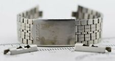 F311 20mm Vintage Seiko Watch Bracelet Stainless Steel A158-5040 5040 JDM 30.3