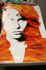 The Doors Movie Original Rolled One Sheet Poster