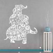 Elephant Family Wall Decal – Vinyl Wall Sticker – Removable Wall Art for Home de