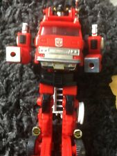 G1 Transformers Inferno Nice Condition