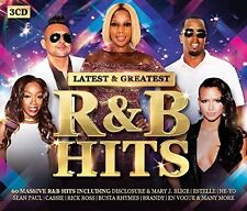 Various Artists - Latest & Greatest R&B Hits / Various [New CD] UK - Import