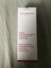 Clarins Hand and Nail Treatment Cream 100ml Free Shipping Brand New