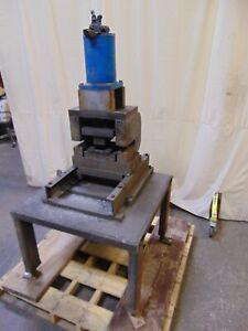 Heavy Duty Hydraulic Punch Press Die Cutter
